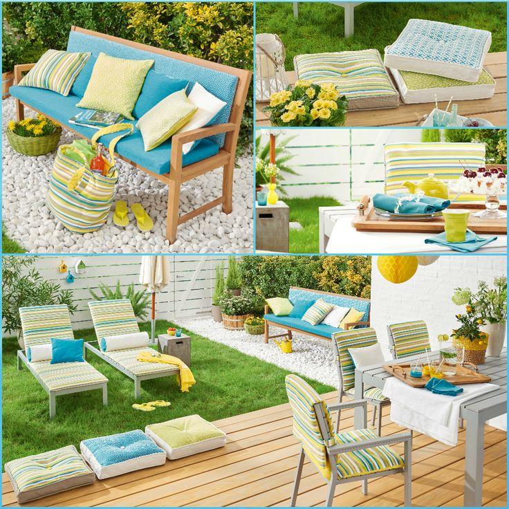 """Mit unserer Outdoorkollektion """"Breeze"""" werden die langen Sommertage noch schöner!"""