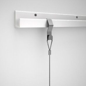 Gallery Picture Hanging Rail - Art Hanging Systems