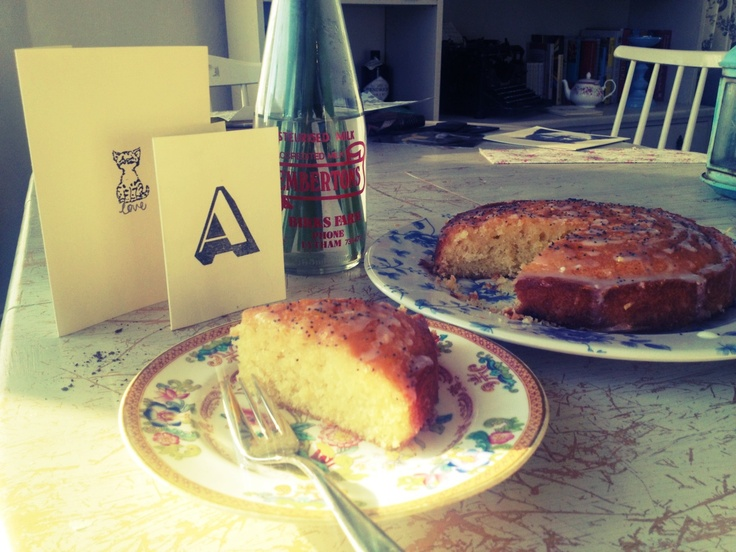 Almond St. Clements Cake http://theimaginativelynamedfoodblog.blogspot.co.uk/2013/02/almost-spring-cake.html