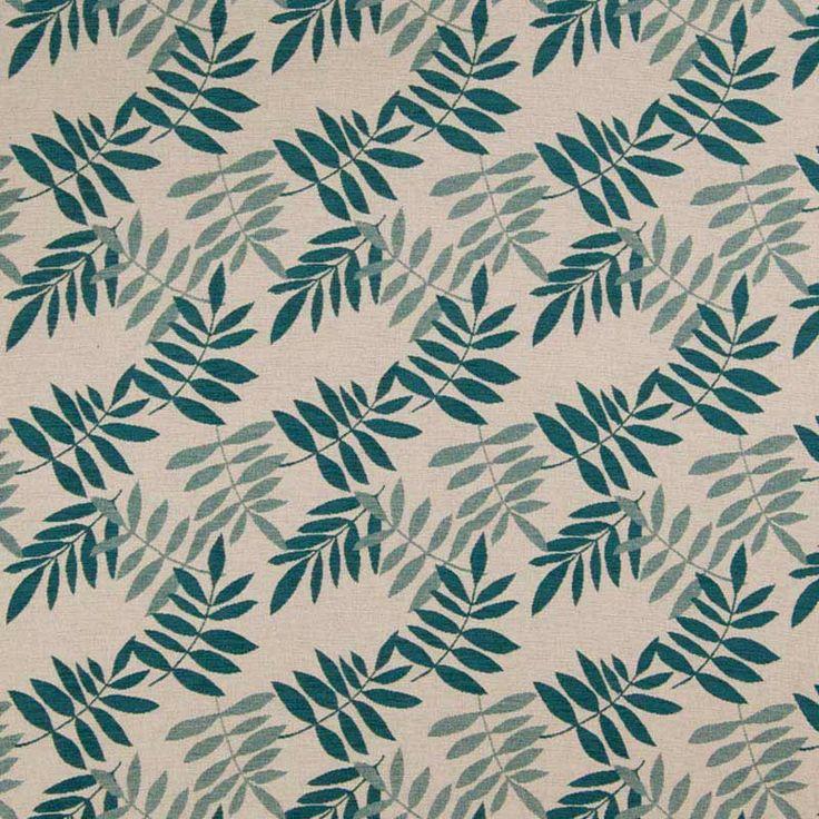 Warwick Fabrics : PIAZZA PIMALIO LAGOON. General Domestic