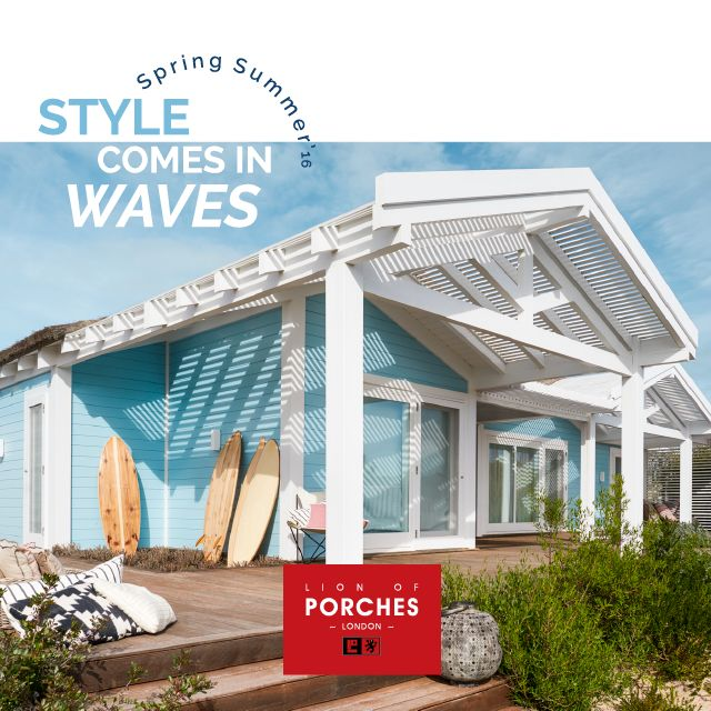 New Collection Spring Summer 16 We found the perfect Wave. Now let's dive together! www.lionofporches.com