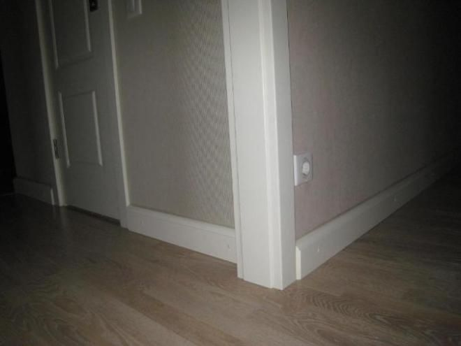 Дверной проем.Как лучше оформить.