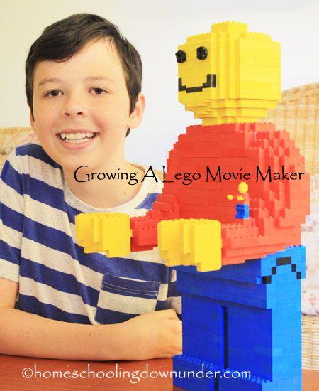 how to make a lego movie maker - stop motion - brick film