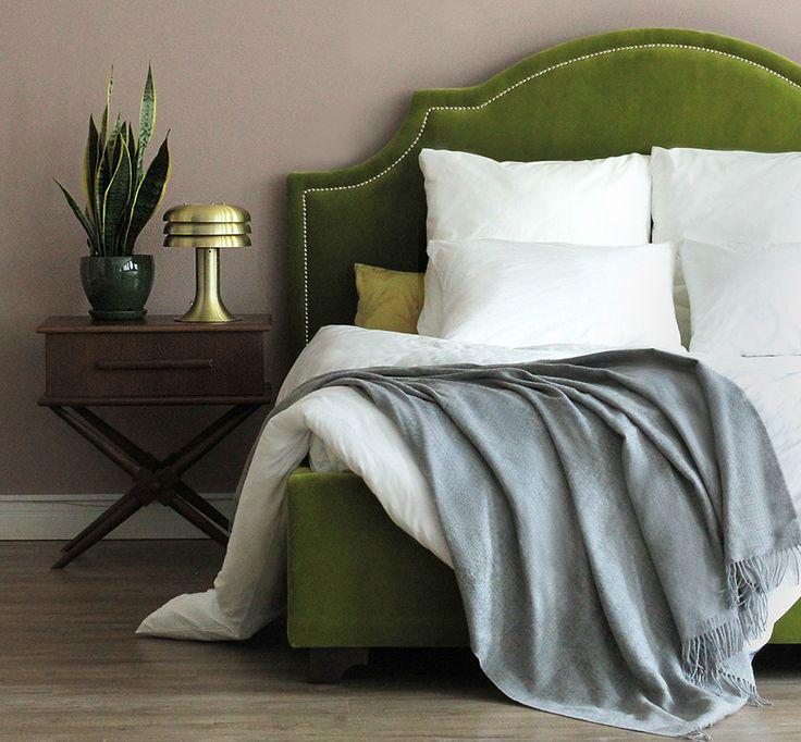 Кровать Bright Mind Green