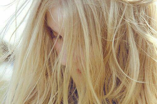 Immagine di girl, hair, and blonde