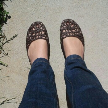 Mummy's Undeserved Blessings: Mox Shoes {The Things I Love}