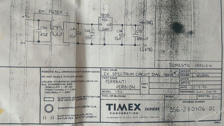 Schematic Diagram Original