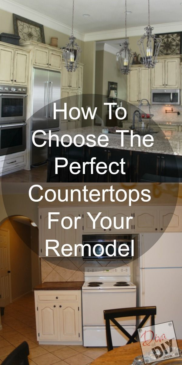 Choosing The Right Countertops For Your Remodel Home Remodeling