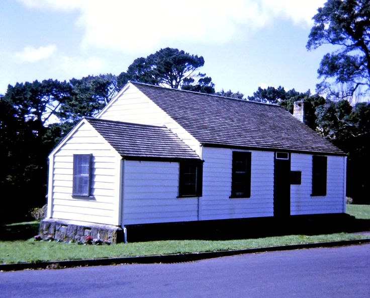 Acacia Cottage_Cornwall Park_Oldest Wooden Cottage