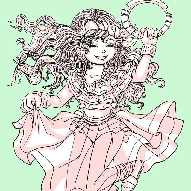 Magical March: Fruit  - - #magicalmarch #magicalmarch2018 #artwork #art #artist #illustration #illustrator #drawingoftheday #drawing #digitalart #instaart #instaartist #artlife #artgallery #instadraw #artoftheday #magicalgirl #kawaii #cute