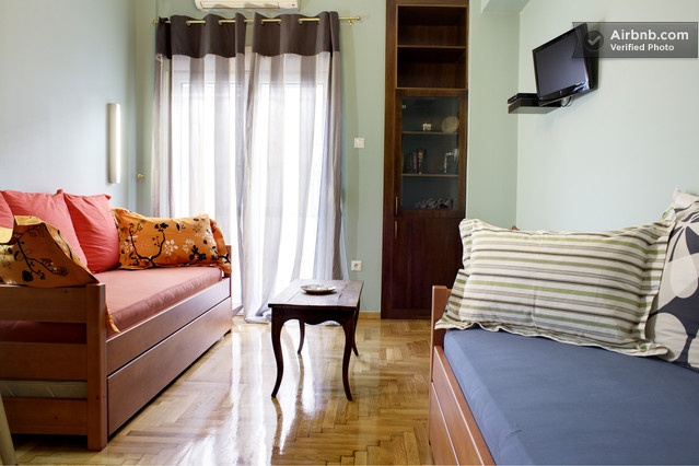 A Oasis in the Heart of Athens in Athens from $64 per night