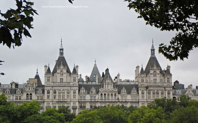"""I often glimpsed these turrets and wondered if a french chateau had arisen on the banks of the Thames - it felt magical. So I was thrilled to learn what the building can now offer after a £16million refurbishment - it was once HQ for MI5 & MI6 and Winston Churchill used secret tunnels in it - and host Recovery Plus there on World Drug Day 2017. It feels like a privilege."" ....... Deirdre Boyd, Founder - Recovery Plus events, journals & news"