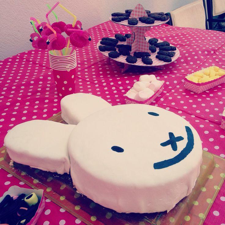 Gâteau miffy .