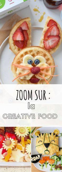 10 idées de creative food !
