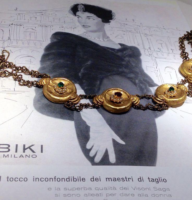 Necklace - BIKI Ornellabijoux