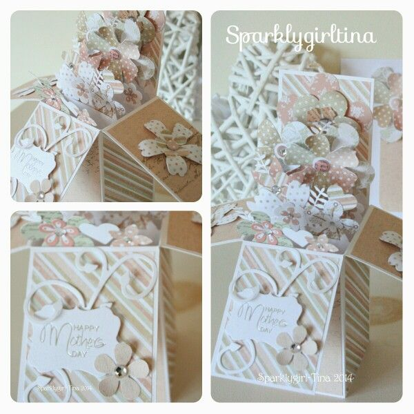 Best Pop Up Boxes Images On Pinterest Craftwork Cards Craft - How to make a pop up birthday invitation