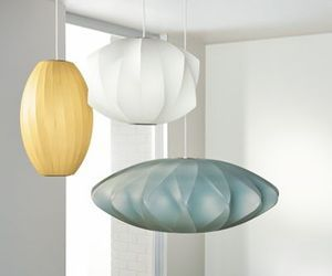 George Nelson's Bubble Lamp... Now in Color
