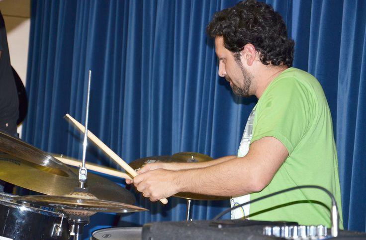 Recital de Miguel Filipe da Fonseca Marques. (Fotografia de Ruben Moreira Rodrigues, 2014)