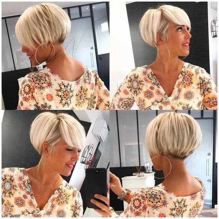 60+ New Modern Short Haircuts For Women - Pixie And Bob Cut 2019 - short-hairsty... - #Bob #cut #Haircuts #modern #Pixie #Short #shorthairsty #women #shorthairbobpixie