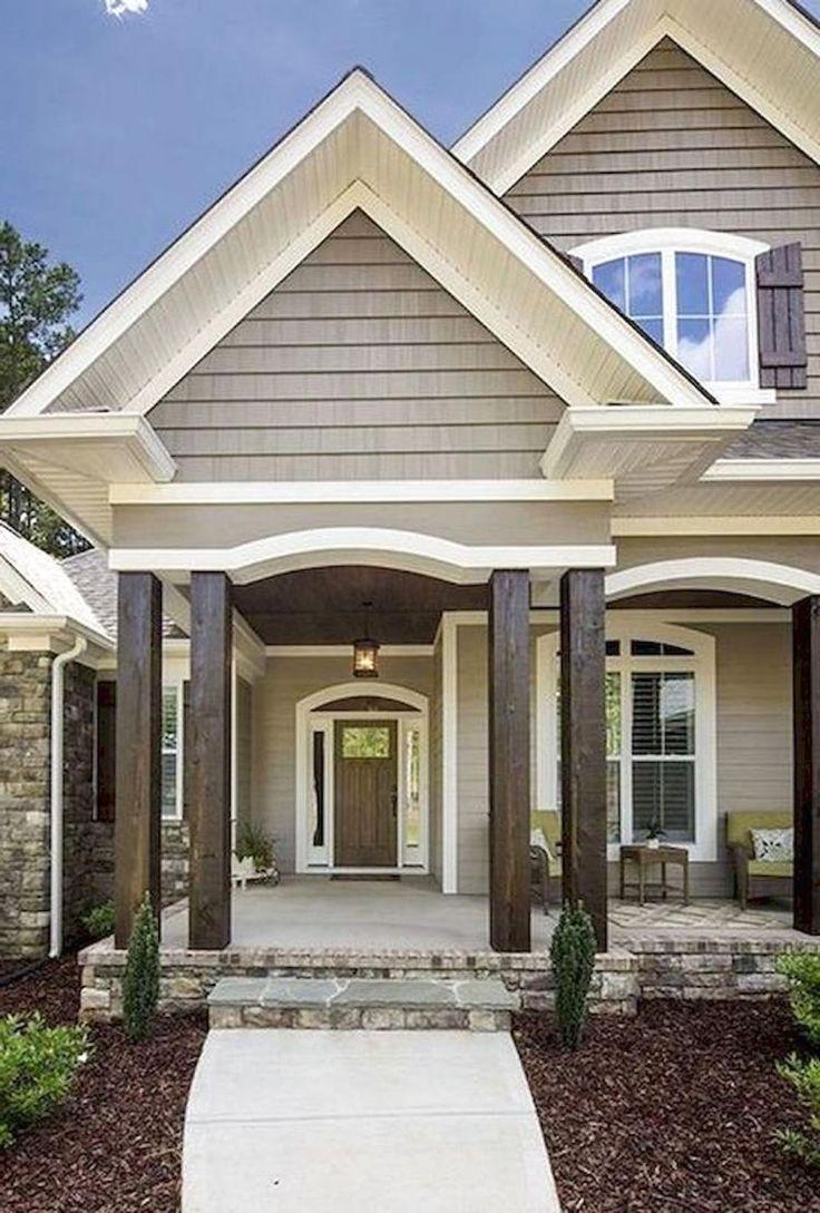 40 the best modern farmhouse architecture ideas