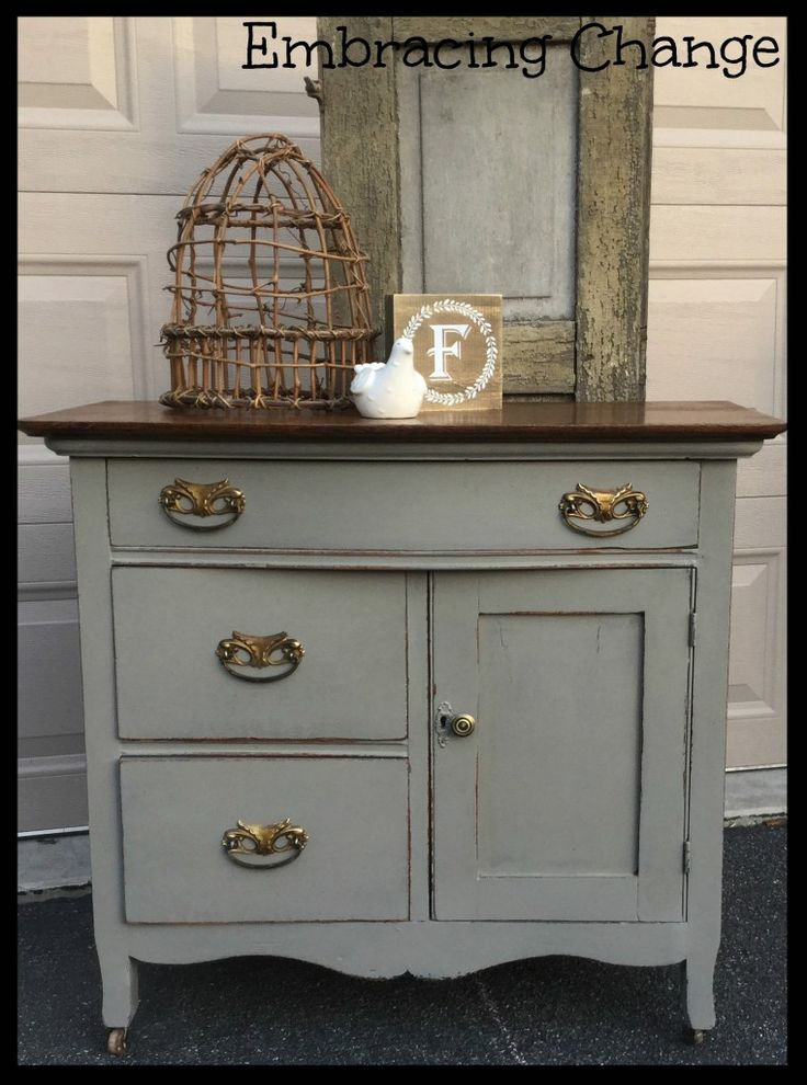 17 Best Images About Milk Paint Furniture On Pinterest