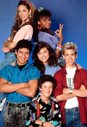 It's alright cuz I'm Saved by the Bell!
