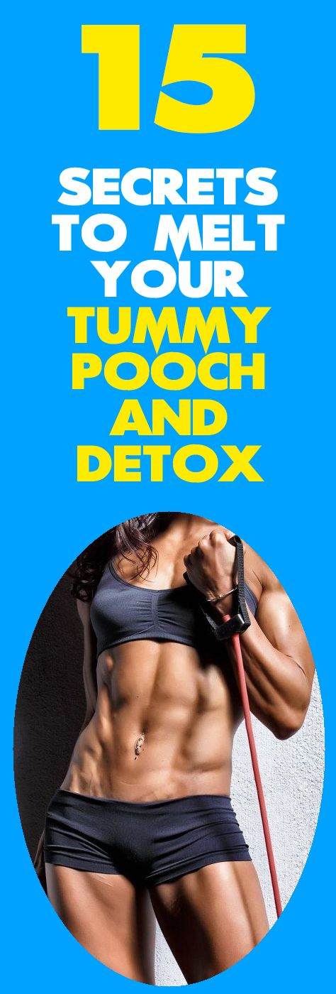 Tired of seeing that tummy pooch in the mirror that you gained over the holidays? Check out these 15 secret tips that will melt the pounds off your pooch quick, fast and easily!