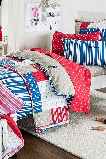 Bed - Kidston duvet set - BIG W