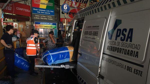 El Gobierno lanzó los nuevos controles migratorios con un operativo sorpresa en Liniers: Efectivos de distintas fuerzas federales, personal…