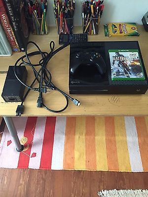 cool MICROSOFT XBOX ONE BUNDLE 500 GB CONSOLE BATTLEFEILD 4 INCLUDED - For Sale
