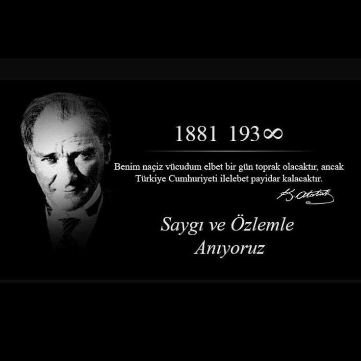 Credit to @neslinin_guzelliksirlari : Saygı ve Özlemle  Anıyoruz.... #10Kasımuluönderianıyoruz#saygıvesevgi#Atam#özlemleanıyoruz#fikirlerölmez#cumhuriyetkurucusu#uygarlıkyolu
