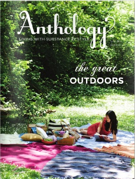 Anthology #4: The Great Outdoors. Such a great issue! Not available at chain bookshops. $14