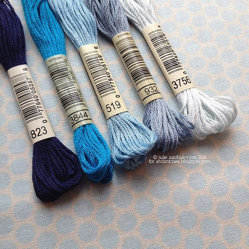 Color Inspiration: January Blues | Flickr - Photo Sharing!