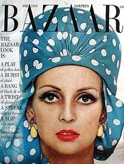 Harper's Bazaar-February 1963
