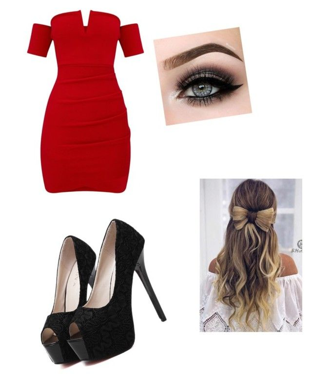 """""""Merry chrismas"""" by ophelierose on Polyvore featuring mode, WithChic et ASAP"""