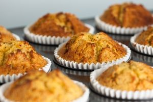 Banana Buckwheat Muffins: Ditch your coffee store muffin and start your morning with this gluten-free option! Visit www.doctoroz.com for Ingredients and Directions