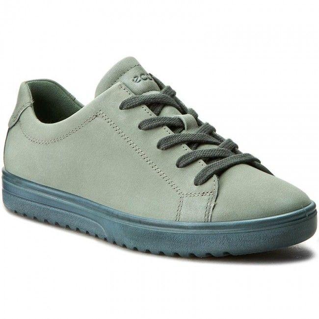 Sneakersy ECCO - Fara 23538302648 Frosty Green