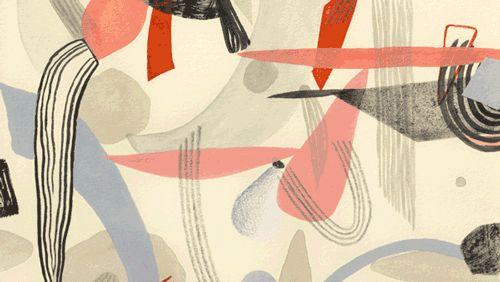 GIF Illustrators - Lilli Carré