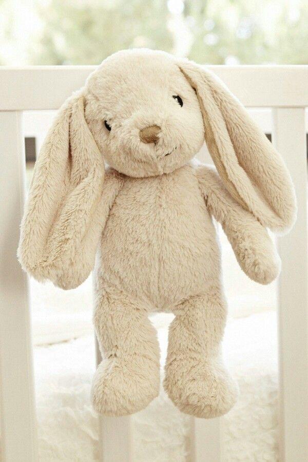 "I want to live on ""Bunny Lane""....Cottage on Bunny Lane - White, Cream"