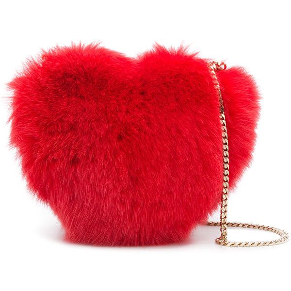 Les Petits Joueurs love heart crossbody bag ($938) ❤ liked on Polyvore featuring bags, handbags, shoulder bags, red, red crossbody handbags, heart shaped handbag, red handbags, cross body and heart handbag