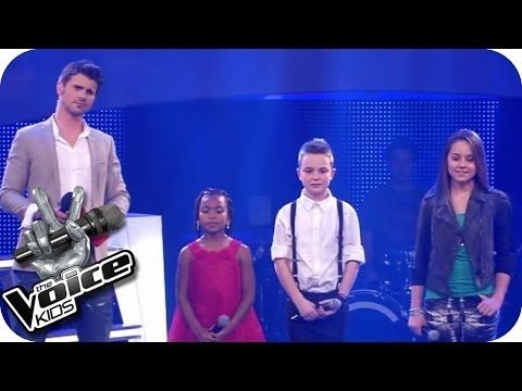 Alicia Keys - Empire State Of Mind (Chelsea, Olivia, Mike) | The Voice Kids 2013 | Battle | SAT.1 - YouTube