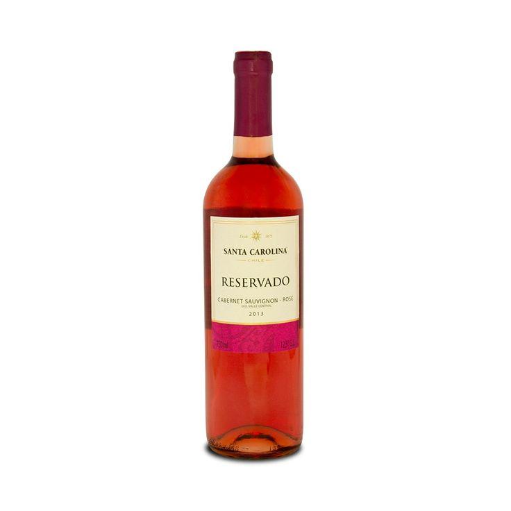 Vinho Santa Carolina Reservado Rosé Cabernet Sauvignon, 2013 http://www.buywine.com.br/vinho-santa-carolina-reservado-rose-cabernet-sauvignon-2013/p