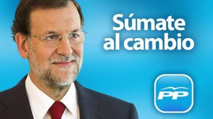 La empresa que hizo los carteles de Rajoy en la campaña de 2011 investigada en la Púnica
