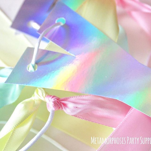 Hol-o-graphic ✨ a real pain to photograph but it's truly beautiful in person and I hope this picture shows you ✨it's available to order on the wordy banner listing. . . . #magical #holographic #iridescent #pastelrainbow #partybanner #mpsandtsc #uniquepartygifts #smallbusiness #kidsinteriors #childrensinteriors #kidsparty #childrensroom #playroomdecor #handcrafted #nurseryinspo #partystyling #personalised #customorder #homedecor #nurserydecor #partydecor #wallart #playroom
