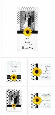 New wedding invitations diy sunflower products Ideas