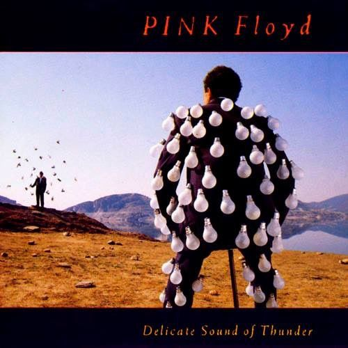"""26th Nov 1988, Russian cosmonauts aboard Soyuz 7 took into space a cassette copy (minus the cassette box for weight reasons) of the latest Pink Floyd album Delicate Sound Of Thunder and played it in orbit, making Pink Floyd the first rock band to be played in space. David Gilmour and Nick Mason both attended the launch of the spacecraft. More on Pink Floyd"""" http://www.thisdayinmusic.com/pages/pink_floyd_page"""