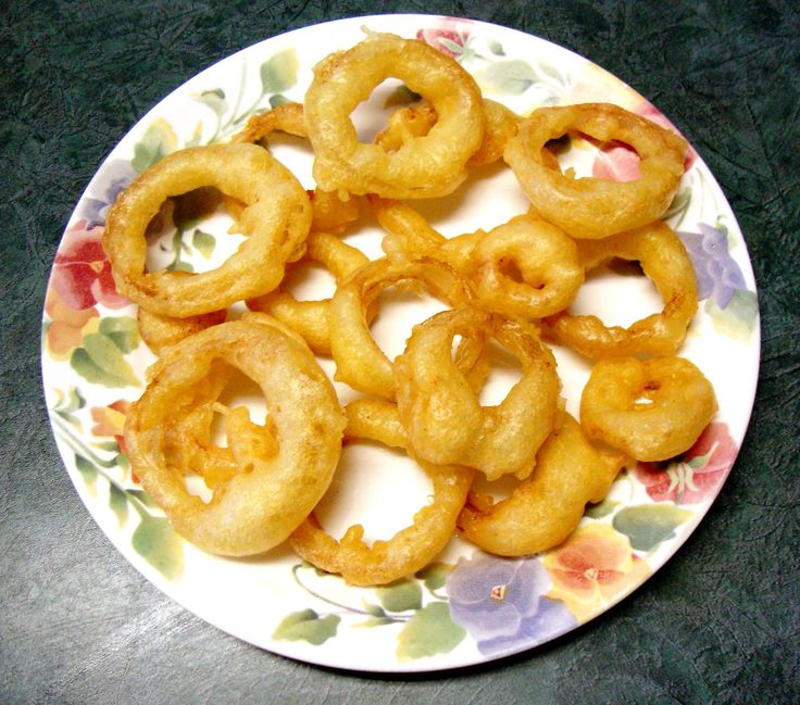 How to Make Homemade Fried Onion Rings