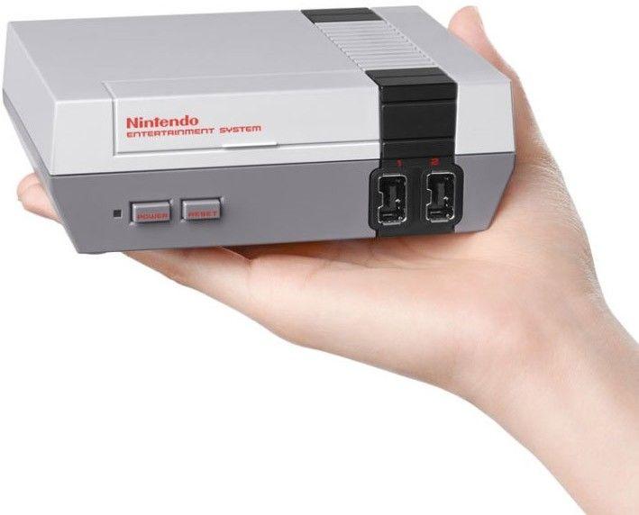 Se beste pris på Nintendo Classic Mini NES. Sammenlign priser. Les tester og omtaler før du skal kjøpe på nett. Lansert 11. november 2016. Specs:...