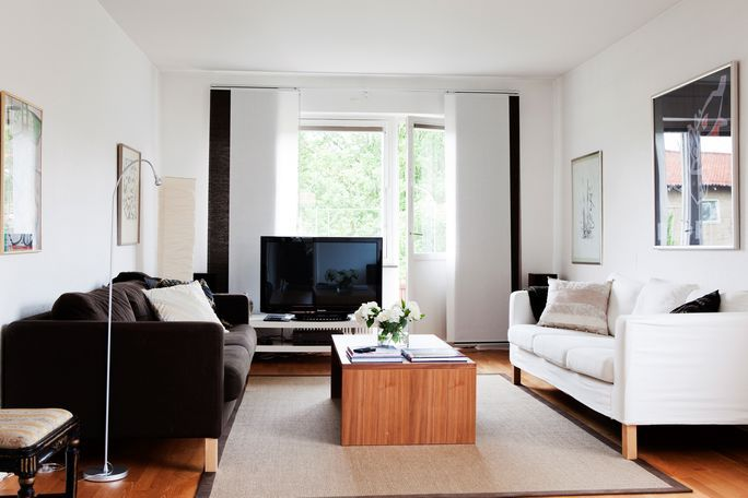 27 Best Inspiration Living Rooms With Two Sofas Images