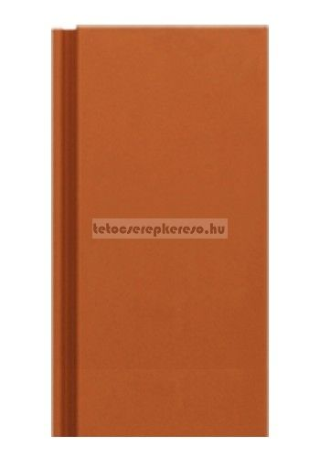 Creaton Róna természetes vörös, hódfarkú, egyenes vágású tetőcserép akciós áron a tetocserepkereso.hu ajánlatában
